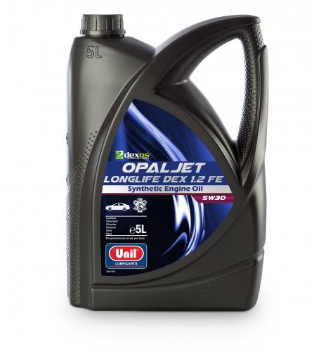 UNIL : A découvrir OPALJET LONGLIFE DEX 1.2 FE 5W30 une huile moteur synthétique. dans - - - Actualité lubrifiants automobiles 1876